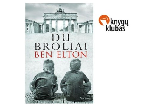 1920 m. vasario 24 d. Berlyne gimė du berniukai, kuriems buvo lemta tapti broliais...