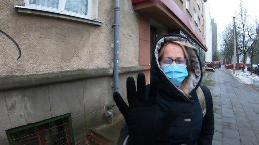 Drąsuolė naujokė Seimo narė išgelbėjo kaimynę