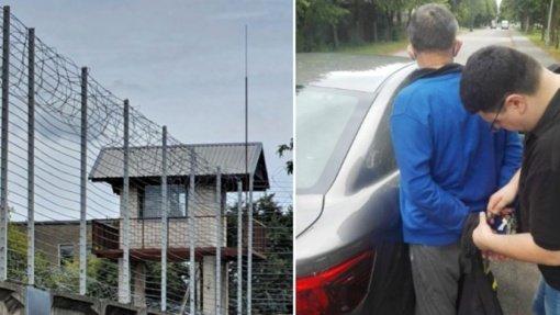 Iš Vilniaus pataisos namų pabėgęs žudikas – tikras lovelasas: turėjo daugybę moterų, slapstėsi pas vieną iš jų