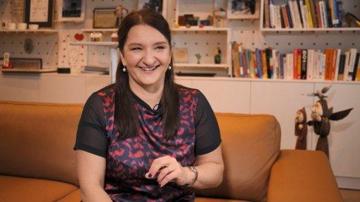 Austėja Landsbergienė: mokiniai dėl šios pandemijos jau prarado septynis mėnesius mokslo