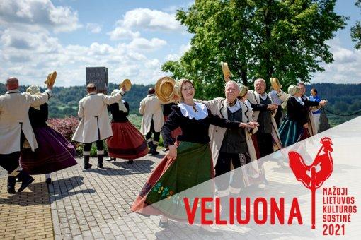 Jurbarko kraštui svarbi žinia – Veliuona paskelbta Lietuvos mažąja kultūros sostine