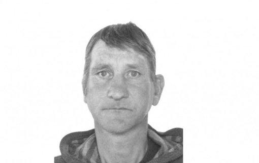 Mažeikių policija ieško be žinios dingusio vyro