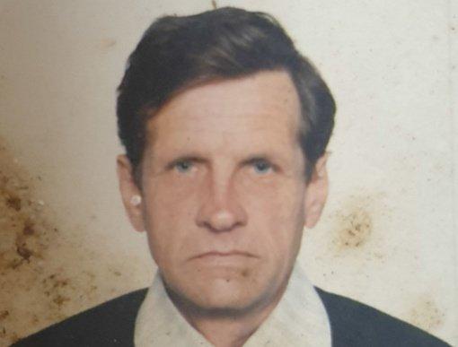 Policija ieško dingusio be žinios Kuršėnų gyventojo