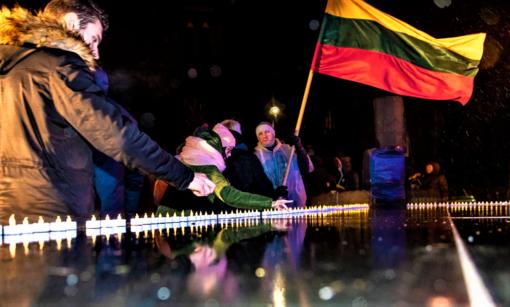 """Laisvės gynėjų dieną Palangoje įsižiebs 14 šviesos ir prisiminimų instaliacijų """"Laisvės šviesa"""""""