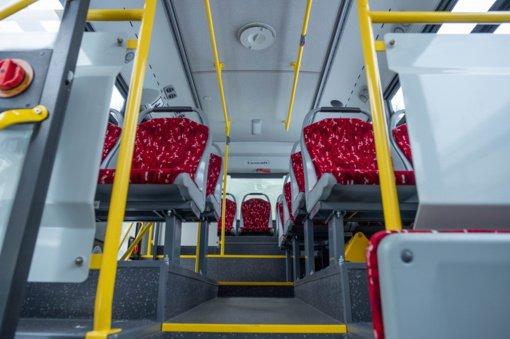 Nuo kitos savaitės Alytuje vėl pradeda kursuoti 7 ir 11 autobusai