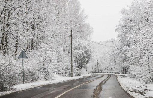 Kelininkai: eismo sąlygos – sudėtingos