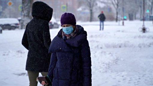 BPC: penktadienį sulaukta 12 pranešimų apie nušalimus ar sušalusius asmenis