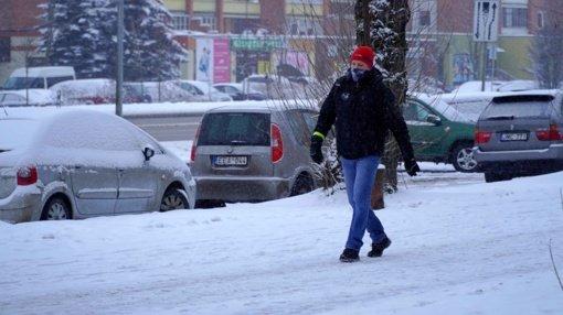 Tyrimas: per COVID-19 pandemiją visuomenės streso lygis Lietuvoje padidėjo dvigubai
