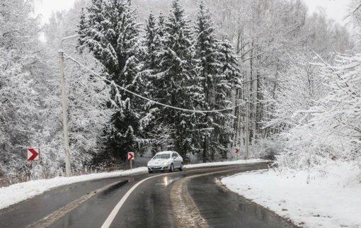 Lietuvos vairuotojus žiema užklumpa nepasiruošusius