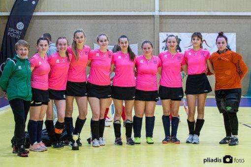 Didžiąją žolės riedulio federacijos taurę iškovojo Šiaulių komanda