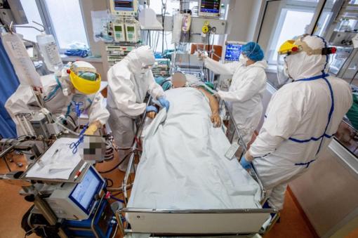 Santaros klinikose kritinės būklės pacientams taikomas metodas padeda laimėti laiko