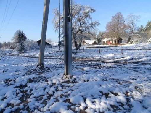 Paveldosaugininkai nubaudė už elektros kabelių tiesimą neatlikus archeologinių tyrimų