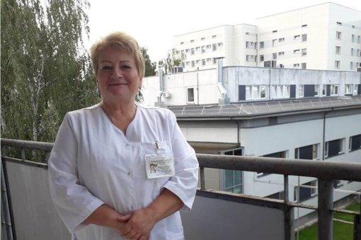 Panevėžio ligoninėje antroji darbuotojo mirtis nuo koronaviruso