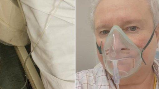 Koronavirusu serganti parlamentarė siunčia linkėjimus Prezidentui: pagulėkite sulūžusioje ligoninės lovoje