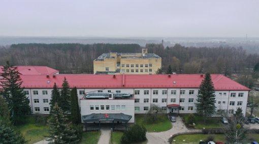 Ukmergės ligoninėje sėkmingai vyksta darbuotojų skiepijimas nuo koronaviruso
