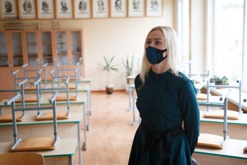 Jonavos rajono švietimo įstaigoms – speciali apsauga nuo virusų
