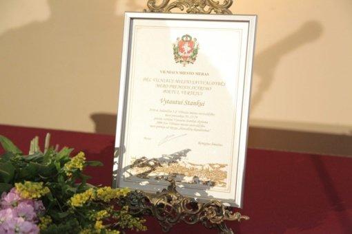 Vilnius kviečia įvertinti kūrėjus – siūlykite kandidatus sostinės mero premijai gauti