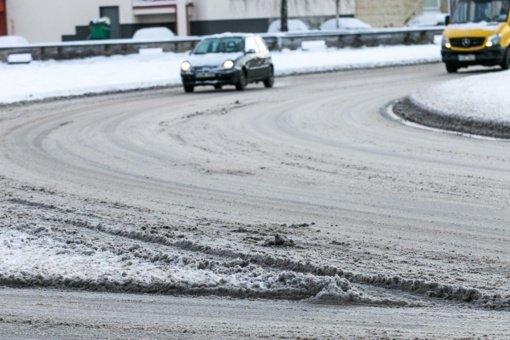 Praneša skaitytoja: kelias Kauno rajone tragiškai baisus
