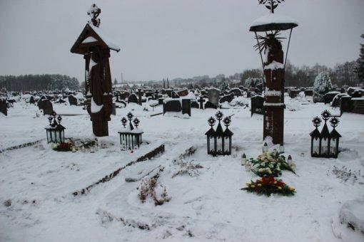 Kėdainiuose prisiminti Lietuvos laisvės gynėjai