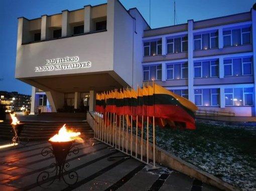 Radviliškio rajono gyventojai prisimena, kam yra dėkingi už laisvę