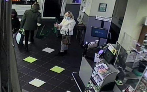Klaipėdos policija prašo pagalbos
