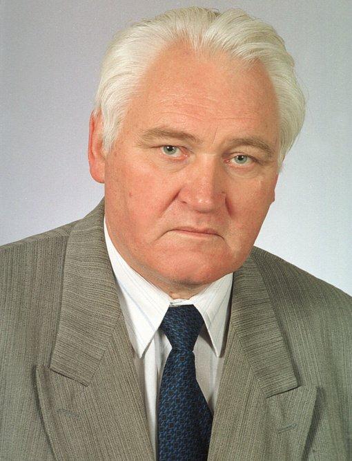Mirė profesorius Vytautas Rančelis
