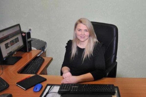 Švietimo politiką Joniškio rajone formuoja nauja vedėja