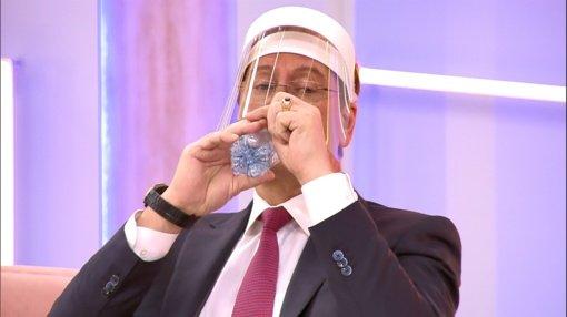 Viktoras Uspaskich atskleidė kortas – ateityje ketina verstis struktūrizuoto vandens verslu