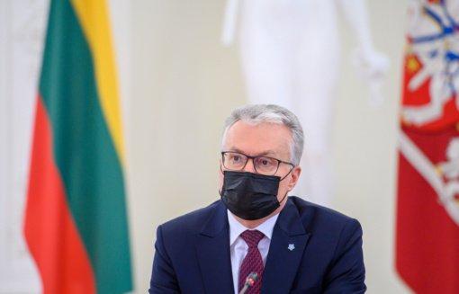 G. Nausėda: Konstitucinio Teismo teisėjų rotacija trunka pernelyg ilgai
