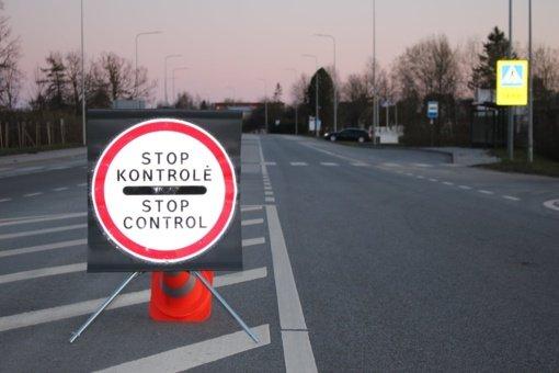 Keičiasi judėjimo tarp savivaldybių kontrolės specifika
