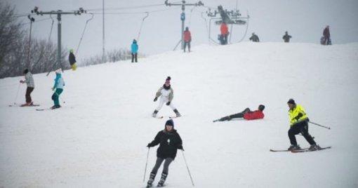 Utrių kalnas tikisi pradėti sezoną