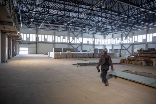 Vilniuje kyla oficialioms varžyboms tiksiantis krepšinio aikščių kompleksas