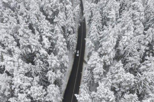 Vilnius kviečia žiema džiaugtis atsakingai