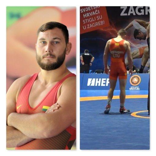 Mantui Knystautui – tarptautinio turnyro bronza