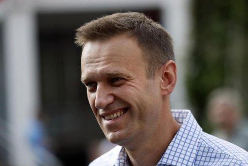 G. Nausėda Vakarų demokratijos neturi toleruoti A. Navalno arešto