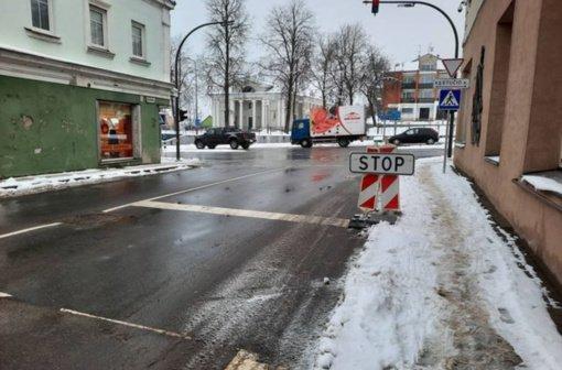 Savivaldybę užplūdo ukmergiškių skundai dėl naujųjų šviesoforų