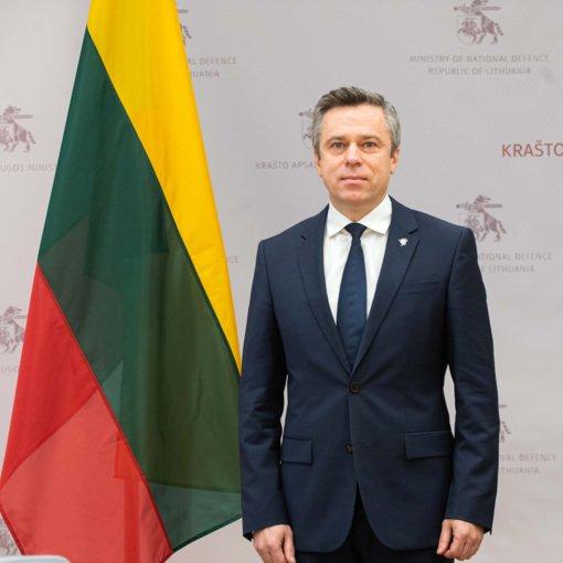 Darbą ministerijoje pradėjo naujasis viceministras V. Semeška