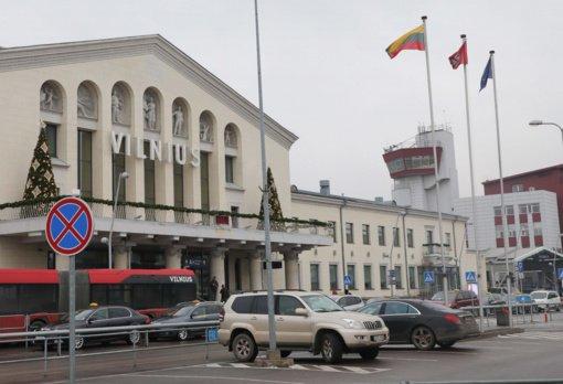 Lietuvos oro uostai praėjusiais metais aptarnavo 52 proc. mažiau skrydžių
