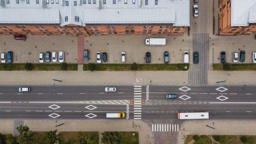 Pastangos nenuėjo perniek: Kauno gatvėse – mažiau nelaimių