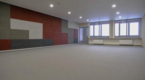 Remontas baigtas: Alytaus kultūros centre – daugiau erdvių ir spalvų
