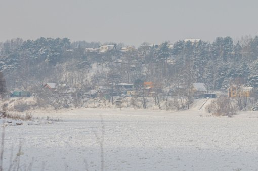 Dirbtinai susiaurinta Neries vaga ties Kleboniškio tiltu: kauniečiai baiminasi naujo potvynio