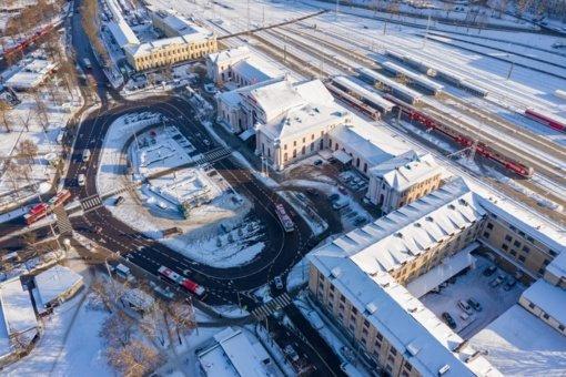 Vilniaus geležinkelio stočiai, viešojo transporto terminalui ir aikštei – tarptautinis architektūros konkursas