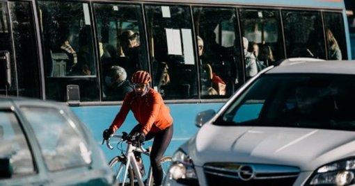 Naujausi mobilumo Klaipėdoje duomenys