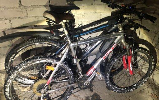 Kaune rasti dviračiai, pareigūnai prašo atsiliepti jų savininkus