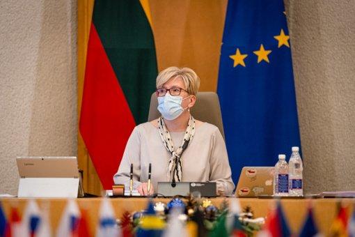 Darbo šimtadienį mininti Vyriausybė sprendžia kasdienius pandemijos iššūkius, parengė kadencijos veiklos planą