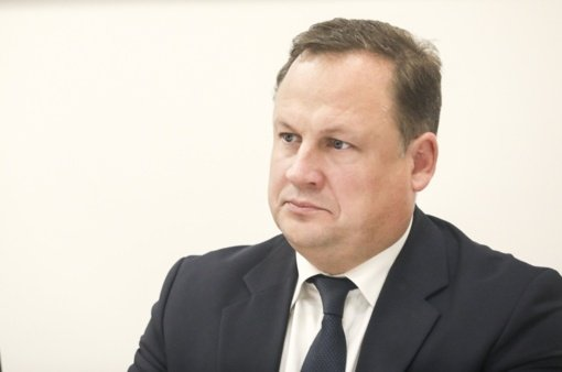Prezidentas siūlo skirti E. Pašilį Vilniaus regiono apylinkės teismo Ukmergės rūmų teisėju