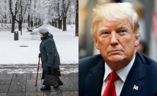 Svarbiausi trečiadienio įvykiai: karantino švelninimas ir Trumpo eros pabaiga