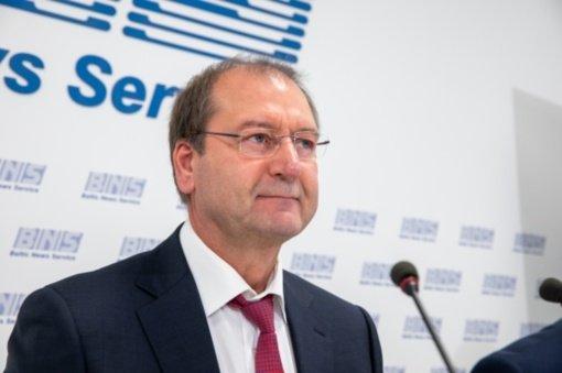 V. Uspaskichas pašalintas iš Europos Parlamento liberalų grupės dėl homofobiškų komentarų