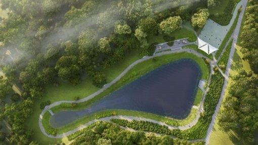 Vilnius lietaus nuotekoms tvarkyti pasitelkė tvarios vandentvarkos principus