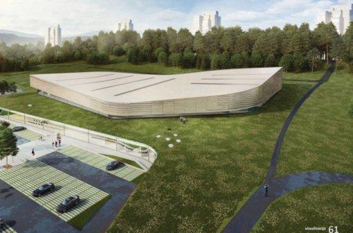 Vilnius teisėtai nutraukė Lazdynų baseino statybų sutartį